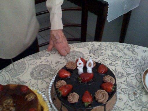 aniversario 90 anos vó