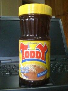embalagem antiga de toddy
